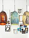 sl® traditionella / klassiska / tiffany / vintagemålning metall hängande lampor