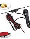 I Bilradio Digital TV-antenn med förstärkare FM 4.2M Wire S097