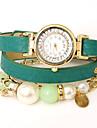 vågar u västerländsk stil populär pärlstav justerbar klocka