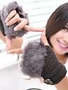 Women's  Short fur Warm Gloves
