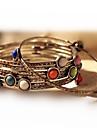 Bronze Bracelet Vintage Miss U de femmes