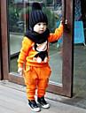 Copii coreean stil Seturi de bumbac Big Monkey maneca lunga 2 piese de îmbrăcăminte