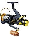 Fiskerullar Spinning Reels 5.2:1 10 Kullager HÖGERHÄNT / utbytbar / VÄNSTERHÄNT Sjöfiske / Bait Casting / Spinning / Färskvatten Fiske