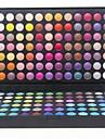 252 färger professionella ögonskugga smink kosmetisk palett