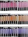 Mjuka makeupborstar (20 st, 3 färger)