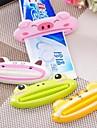 tecknad tandkräm Squeezer, kreativa hushållsprodukter (slumpvis färg)