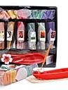 aromall® frukt doftande rökelse uppsättning kon rökelse& rökelse med unik röd keramik rökelsehållare