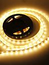 5M 90W 60x5730SMD 7000-8000LM 3000-3500K lumière blanche chaude bande LED (DC12V)