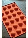 bakformen För Tårtor för choklad För Pajer Silikon DIY Miljövänlig Hög kvalitet