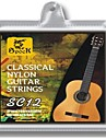 SC12 Fyrkantigt Nylon Classical Guitar Strings