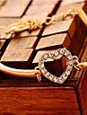 Tur Doll Kvinnors Diamond Kärlek Armband