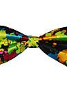 moda, pur arc camuflaj cravata omului (mai multe culori)