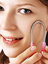 1pcs visage épilateur épilateur corps de visage ressort épilateur epistick pour les femmes (19cm)
