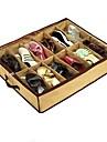 Boîte de Rangement Bois avecFonctionnalité est Ouvert , Pour Chaussures
