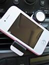 universell avluftare mobiltelefon bil montera hållare för bilar (blandade färger)