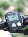 lcd 14 roswheel étanche vélo fonctions tachymètre ordinateur de vélo (noir)