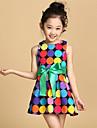 bb&b 2014 flickas nya sommaren samma som superstar prickar ädla elegant klänning