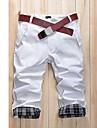 Sweatpants Fxfs moda montate solid Culoare decupată