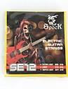 SE12 Nickel Plating elgitarr strängar