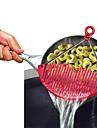 1PC Home Kitchen Tool Durkslag och silar Plast Home Kitchen Tool