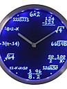 nc0461 Math Algebra Clasa Formula matematică Profesor cadou Neon Ceas de perete cu LED-uri