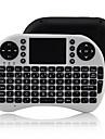 ipazzport KP-810-21 2.4G wireless tastatură 92 taste cu touchpad-ul pentru Google box TV / PS3 / PC