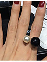 anneau de perle coréenne de viva femmes (taille réglable)