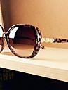 j&x pärla anti uv leopard solglasögon