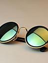 j&x anti uv populära runda solglasögon