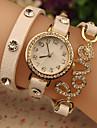 amo diamonade brev älskar vintage watch_white