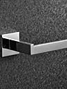 Toalettpappershållare Rostfritt stål Väggmonterad 16.05*7.5*5.5cm(6.32*2.95*2.17inch) Rostfritt stål Modern