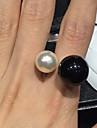 miki s pärla ring justerbar
