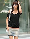 Women's Easy Style Hollow Shoulder T-Shirt