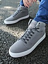 Chaussures Hommes - Décontracté - Noir / Marron / Jaune / Vert / Rouge / Gris - Toile - Baskets à la Mode