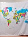 Moderne Polyester 180*180*0.5cm  -  Hög kvalitet