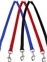 Chien Laisses Rouge / Noir / Bleu Textile