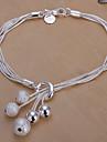 amore kvinnors alla matchande pärla armband