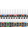 Tattoo Supply encre Pigment Ensemble complet de 28 5 ml Couleur