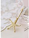 style européen étoiles de mer de métal rétro plage de mariage bijoux de mariée en épingle à cheveux