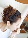 couture stor rosett pannband