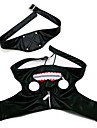 Mask Inspirerad av Tokyo Ghoul Cosplay Animé Cosplay Accessoarer Mask Svart PU Läder Man