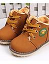 Pantofi pentru copii - Outdoor / Casual / Atletic - Imitație de Piele - Cizme - Cafeniu / Bej / Coral