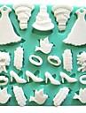 Moule de Cuisson Pour Gâteau Pour Cookie For Chocolate Silikon Bricolage Ecologique 3D