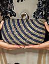 strass bröllop / speciellt tillfälle kopplingar / kväll handväskor (fler färger)