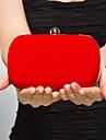 sammet bröllop / speciella tillfällen kopplingar / kväll handväskor (fler färger)