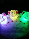 elefant rotocast färgskiftande nattlampa