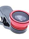 Lentille clipse pour portabel 3-en-1; fish eye, makro& grand angle