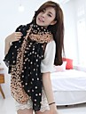 Coway Women Paris Yarn Dot Lady Scarf