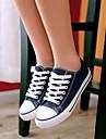 Canvas Kvinnors Flat Heel Comfort Mode gymnastikskor (fler färger)