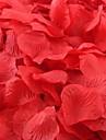 ensemble de 100 pétales pétales de rose décoration de table (couleurs assorties)